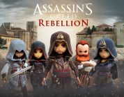 Assassin's Creed Rebellion aangekondigd – Trailer