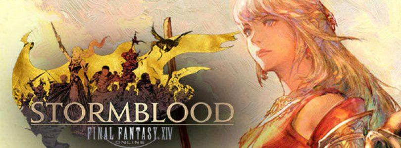 Slot van de Final Fantasy XIV: Stormblood-verhaallijn begonnen met de release van patch 4.5