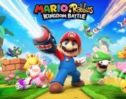Mario + Rabbids Kingdom Battle nu verkrijgbaar voor Nintendo Switch