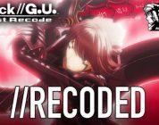 .hack//G.U. Last Recode komt naar PlayStation 4 en STEAM
