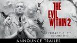 Bethesda heeft The Evil Within 2 aangekondigd