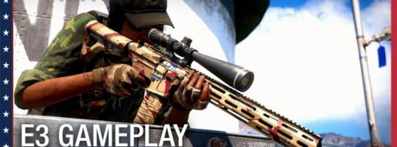 Eerste Far Cry 5 gameplay beelden onthuld