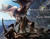 Monster Hunter World gameplay getoond