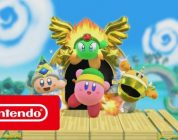 Kirby komt naar Nintendo Switch