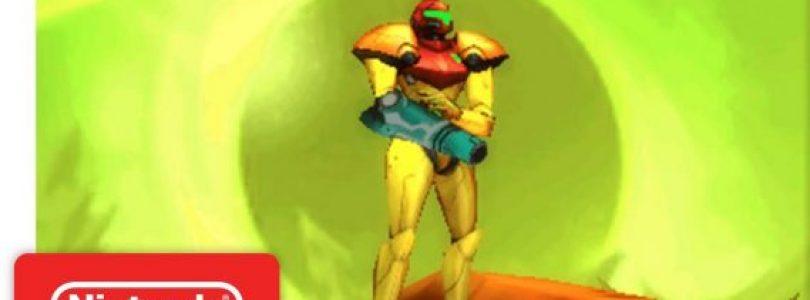 Metroid: Samus Returns gameplay getoond