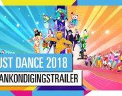 Dans erop los in Just Dance 2018 – Trailer