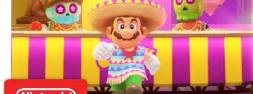 Super Mario Odyssey krijgt multiplayer