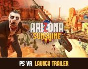 Arizona Sunshine PlayStation VR Launch Trailer