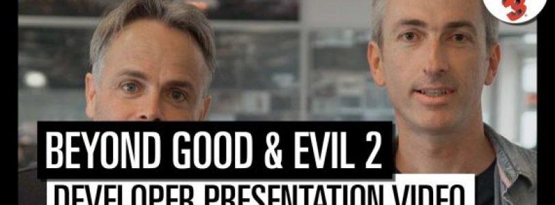 Het team achter Beyond Good & Evil 2