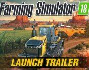 Farming Simulator 18 is nu verkrijgbaar voor Playstation Vita en 3DS – Launch Trailer