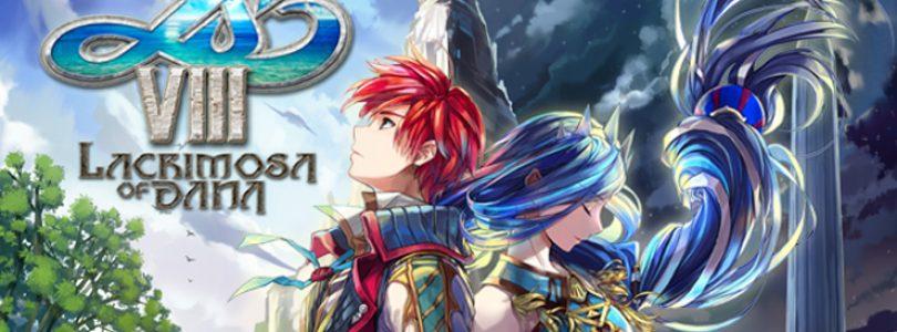 Ys VIII: Lacrimosa of DANA nu verkrijgbaar op Nintendo Switch
