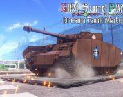Girls und Panzer Dream Tank Match aangekondigd voor Playstation 4 – trailer