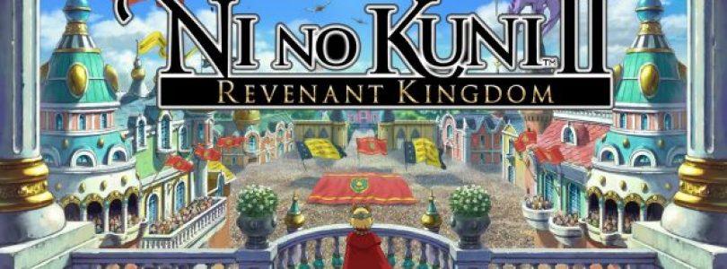 Half uur aan gameplay getoond van Ni No Kuni 2: Revenant Kingdom
