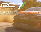 WRC 7 toont de Citroën C3 WRC in een nieuwe gameplay trailer