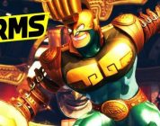 ARMS toont Max Brass DLC