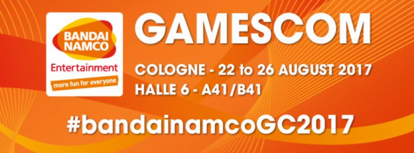 Bandai Namco Gamescom 2017 app gelanceerd