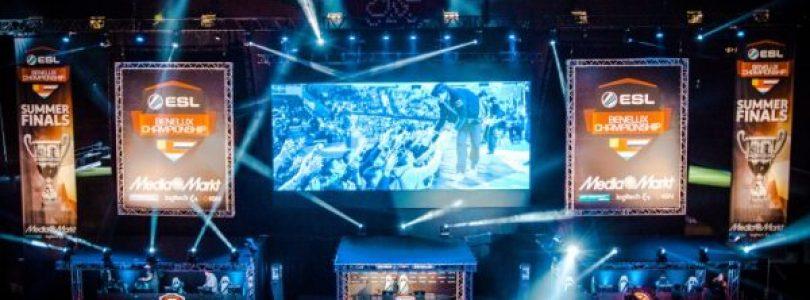 ESL Benelux Championship brengt esports-finales naar Bright Day