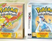 Pokémon Gold en Silver voor 3DS krijgt een fysieke release