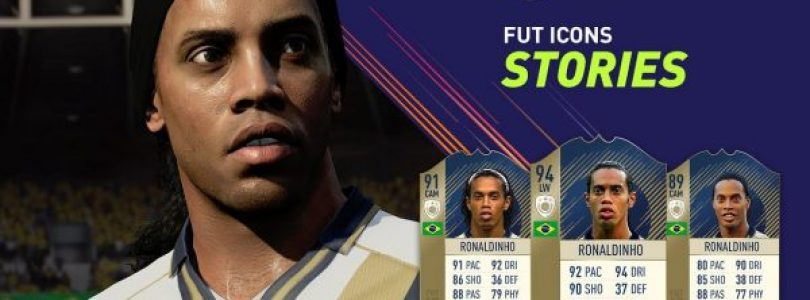 FUT ICONS Stories onthuld voor EA SPORTS FIFA 18 – Trailer