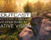 Bekijk de eerste aflevering van de Developers' Diary over de oorsprong van Outcast – Second Contact