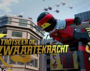 The LEGO Ninjago Movie Video Game krijgt ninja-behendigheidstrailer
