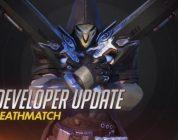 Deathmatch mode komt naar Overwatch