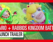 Mario + Rabbids Kingdom Battle – Launch Trailer