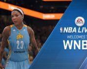 WNBA-teams maken officieel gamedebuut in NBA LIVE 18 – Trailer