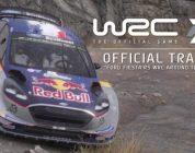 Aanschouw Sébastien Ogier's 2017 Ford Fiesta WRC in de nieuwe WRC 7 trailer