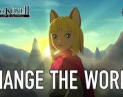 Ni No Kuni II: Revenant Kingdom – Change the world – Gamescom 2017 Trailer