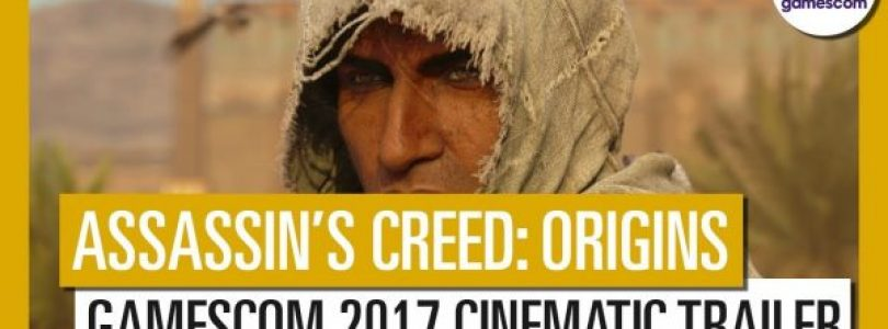 Assassin's Creed Origins – Gamescom 2017 cinematic trailer