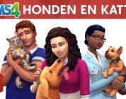 EA kondigt het De Sims 4 Honden en Katten Expansion Pack aan