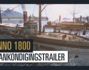 Ubisoft kondigt Anno 1800 aan