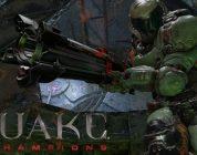 Quake Champions nu beschikbaar in Early Access