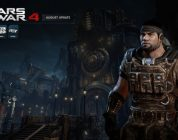 Gears of War 4 augustus update met Forge Blitz en Canals