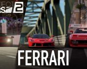 Project Cars 2 verwelkomt Ferrari in hun virtuele garage
