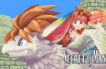 Nieuwe Secret of Mana gameplay video