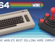 C64- Mini console vanaf 29 maart verkrijgbaar