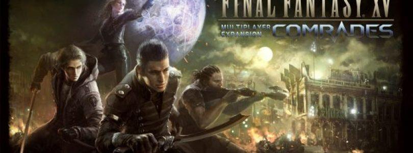 Langverwachte multiplayer-uitbreiding voor Final Fantasy XV verschijnt volgende maand