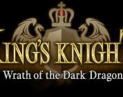King's Knight – Wrath of the Dark Dragon – nu verkrijgbaar voor mobile