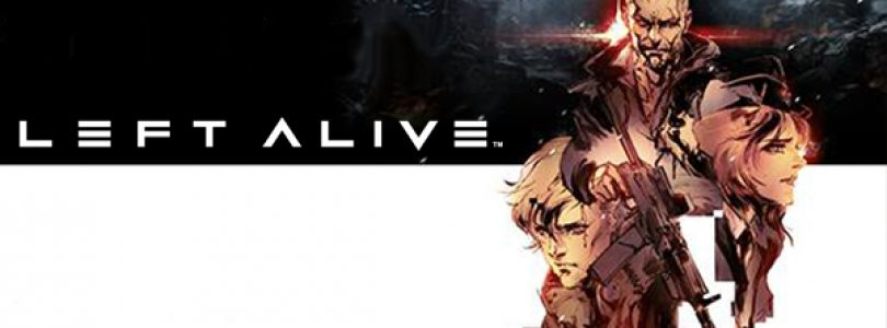 Review: Left alive