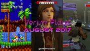 De maand augustus in beeld – Verjim Plays