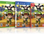 Ben 10 aangekondigd voor Nintendo Switch, PlayStation 4, Xbox One en pc