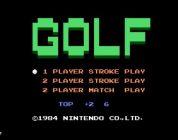 Nintendo Switch-firmware bevat de NES-game Golf