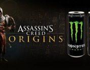 Assassin's Creed Origins en Monster Energy bieden fans in-game content en speciale prijzen