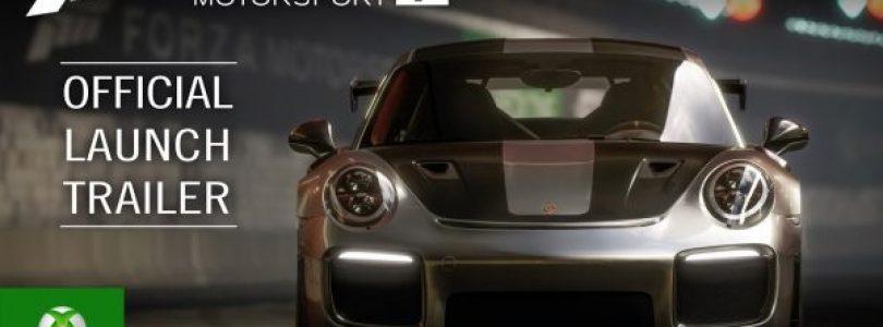 Speel vandaag nog Forza Motorsport 7 met de Xbox One en Windows 10 demo's en bekijk de launch trailer