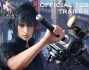 Noctis uit Final Fantasy XV knokt mee in Dissidia Final Fantasy NT