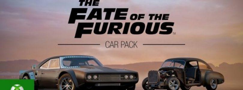 Fate of the Furious Car Pack aangekondigd voor Forza Motorsport 7 – Trailer