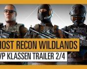 Ghost Recon Wildlands: Ghost War PvP – Open Beta – Classes Trailer 2/4