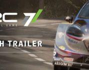 WRC 7 is vanaf nu verkrijgbaar – Launch trailer